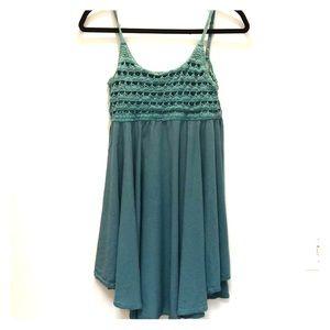 O'Neill turquoise dress
